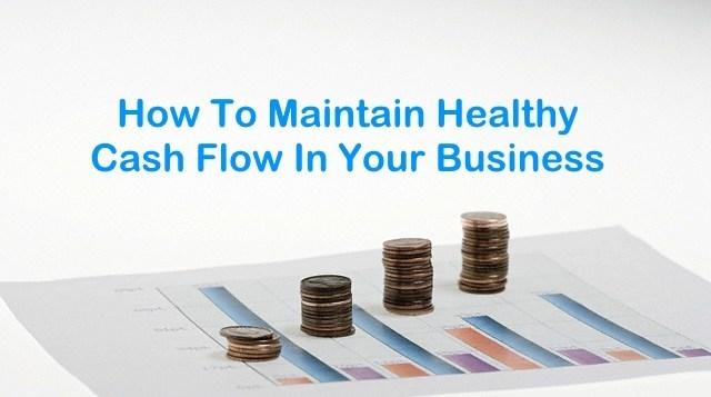 Tips for better business cash flow management