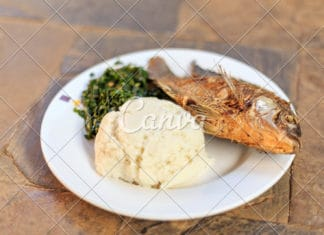 How to cook Ugali