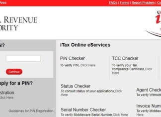 How to change your email address on KRA iTax
