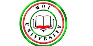 Moi University eLearning portal