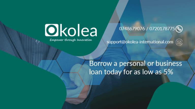 Okolea Loan App Application and Download