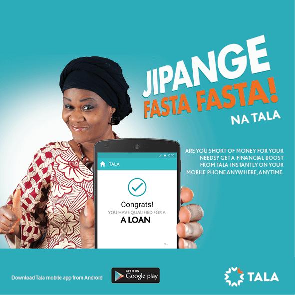 update Tala app
