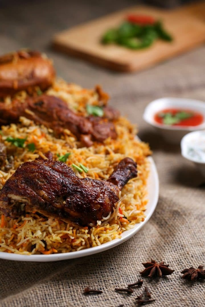 Cook real pilau
