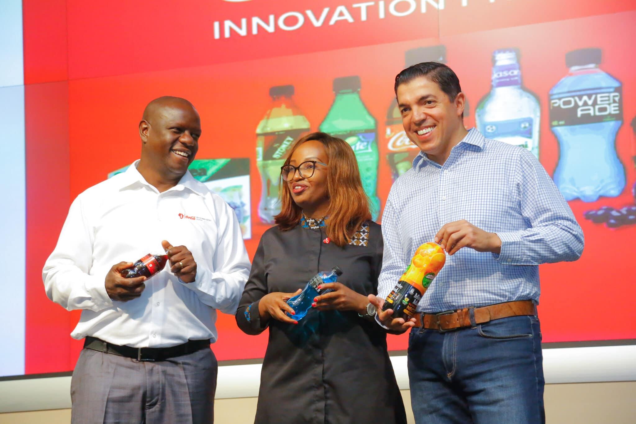 Coca-Cola introduces new range of beverage portfolio