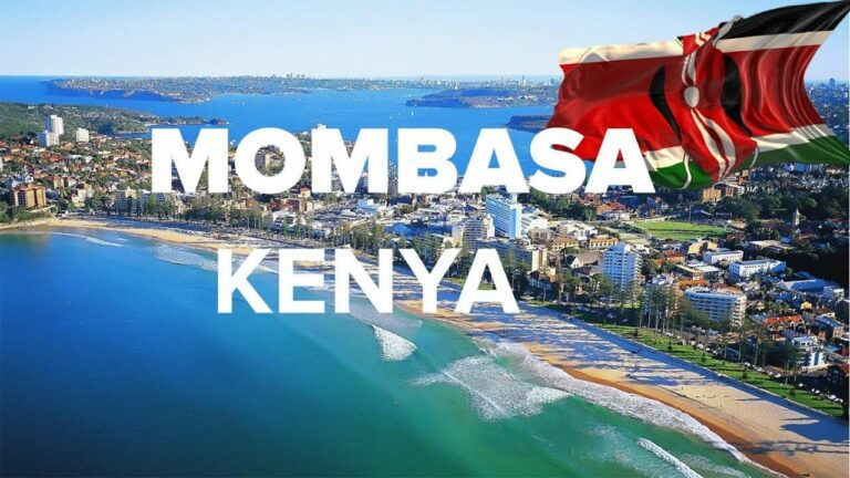 The 6 best cheap hotels in Mombasa