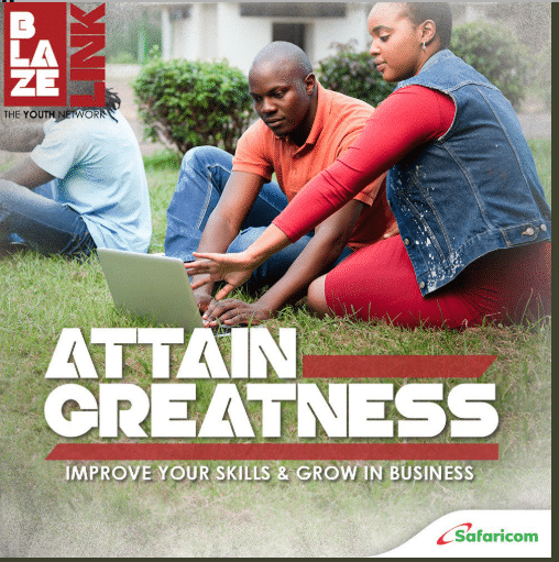 Blaze launches free E-Learning platform for Kenyan youth