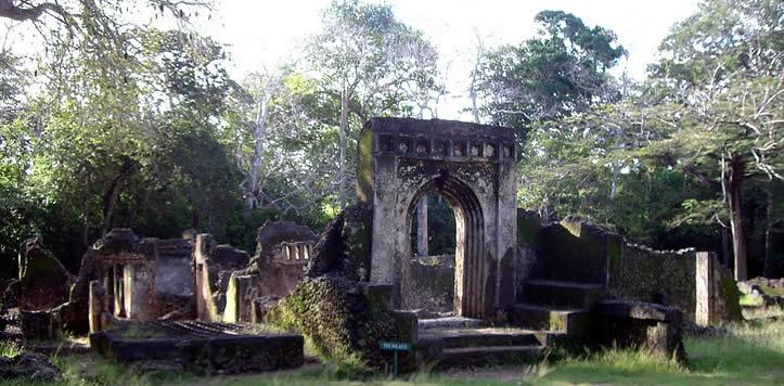 Gedi Ruins / Gede Ruins in pictures