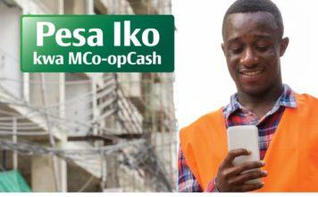 Mco-op cash