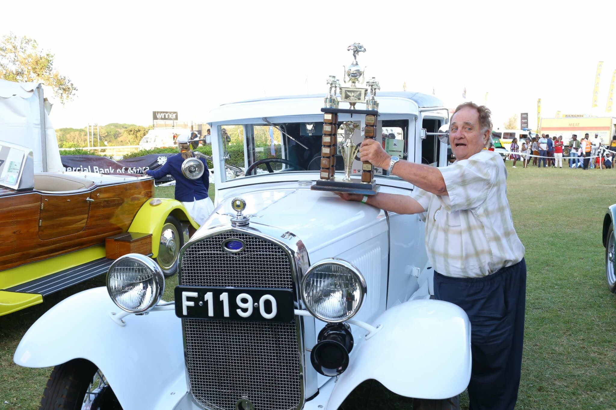 CBA Concours D'Elegance 2019 Winners (With Pictures)
