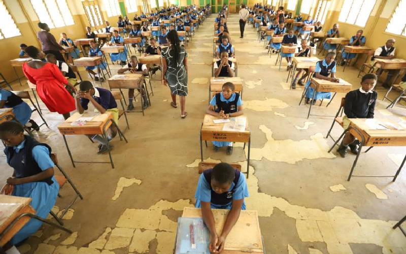 How to Check 2019 KCPE Results