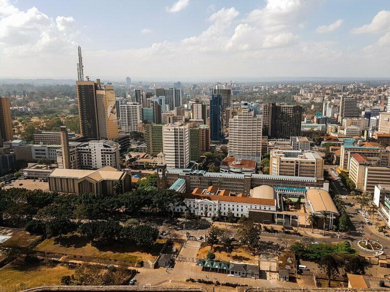10+ BEST Restaurants in Nairobi 2019