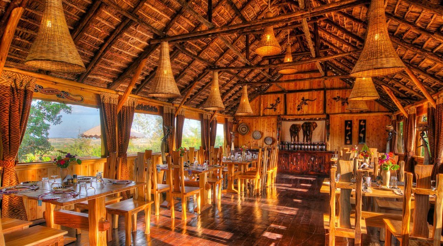 Top Coolest Lodges in Kenya