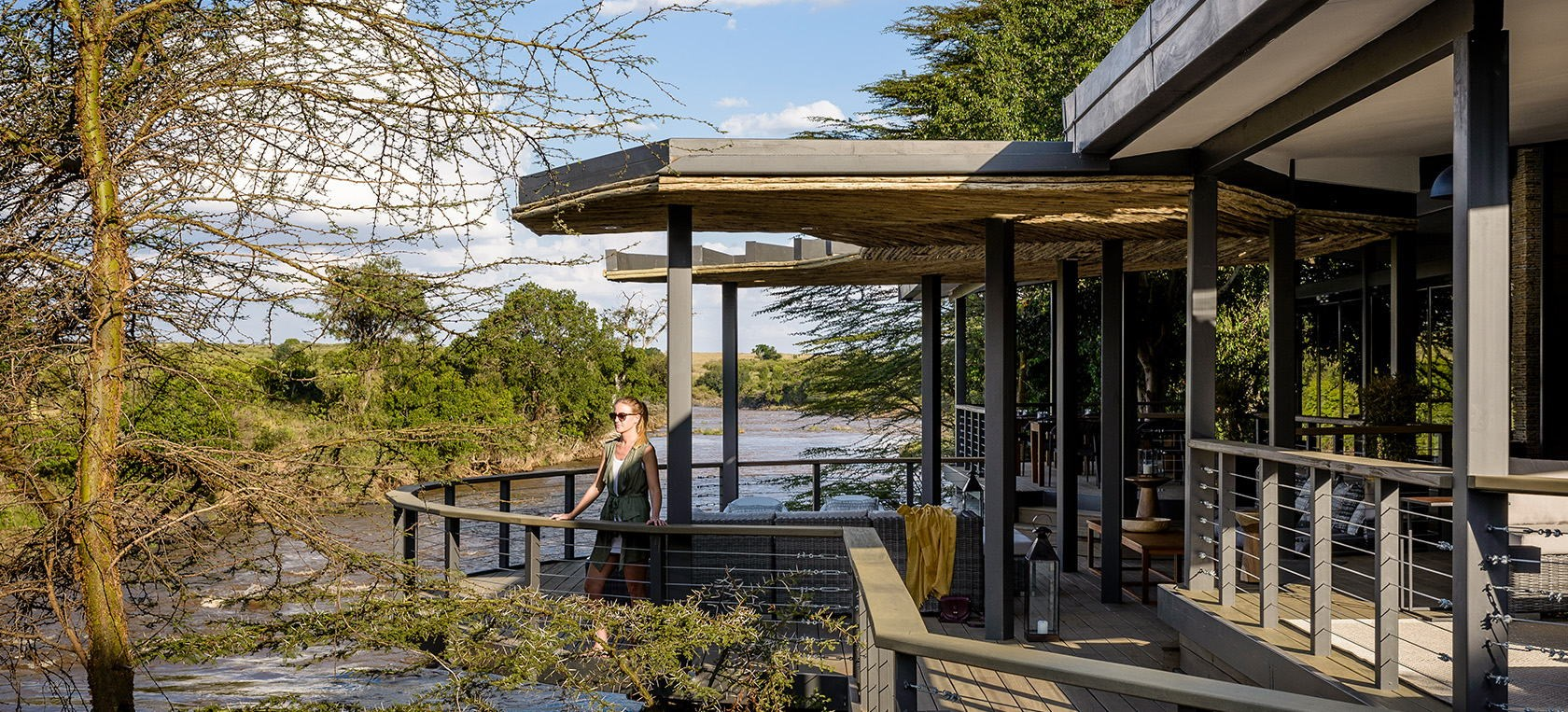Top coolest hotel lodges in Kenya