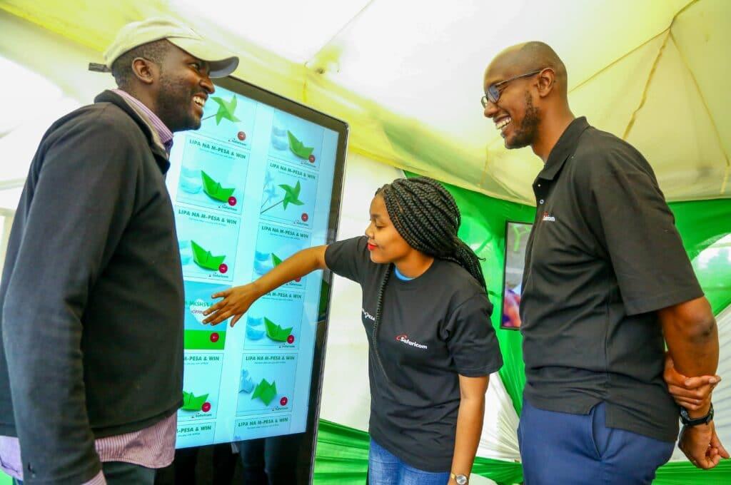 Safaricom Launches 8 Week Lipa Na M-PESA Promotion