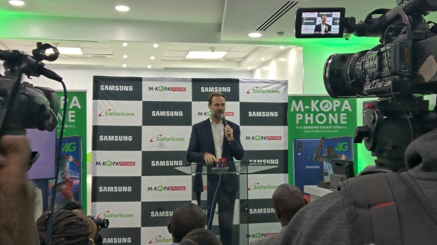 Samsung, Safaricom, M-Kopa unveil financing plan for Galaxy A10s