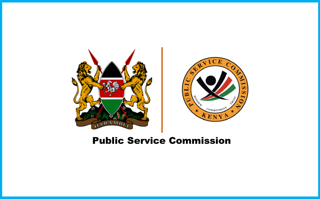 Public Service Commission Kenya Salary Scale 2020