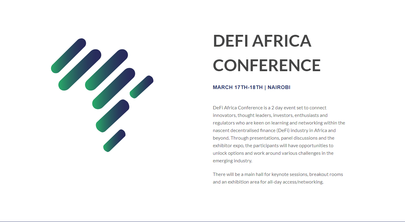 Kenya to Host the First Decentralized Finance Conference in March 2020