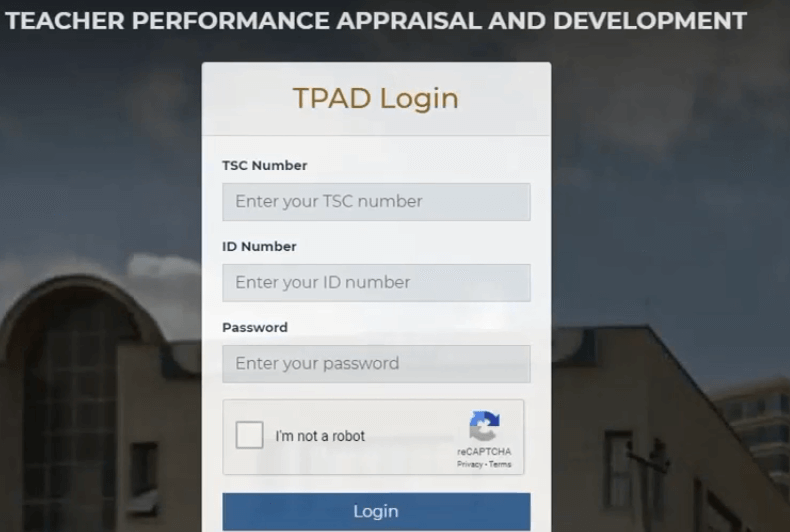 How to Fill TSC TPAD Online (With Pictures)