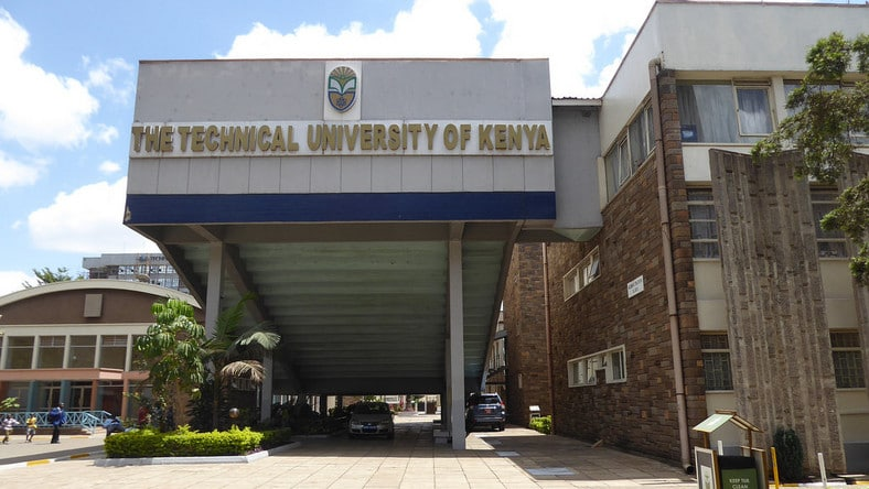 Technical University of Kenya Courses and Cluster Points