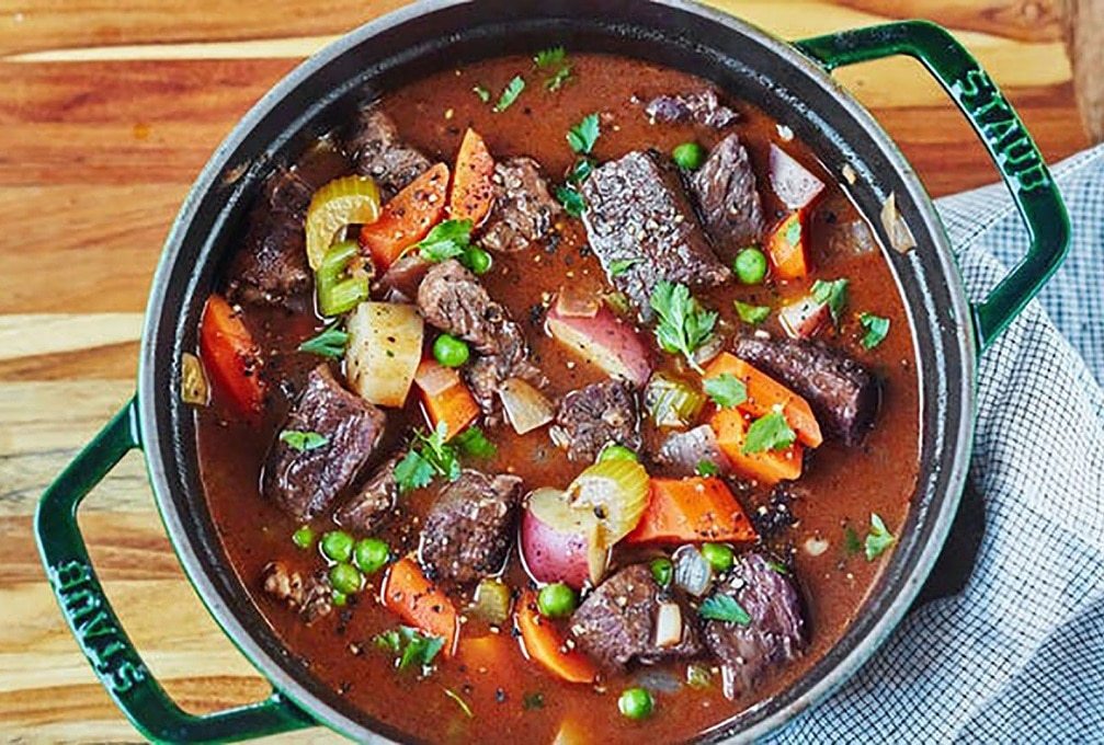 How to Make Beef Stew the Kenyan Way