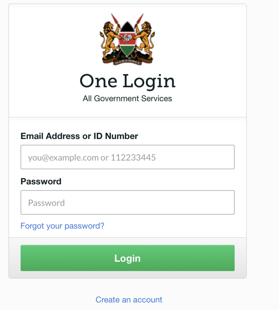 How to perform an online land search in Kenya